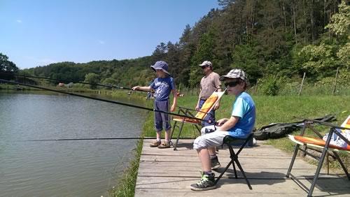 Pescuit Lac Lueta
