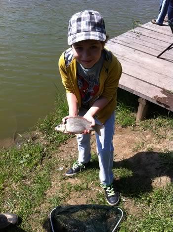 Pescuit Lac